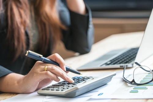 En2017, les non-salariés ont gagné, en moyenne, 3580€ par mois