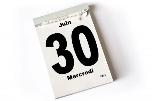 Soldes d'été: démarrage le 30juin!