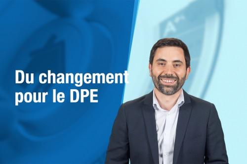 Du changement pour le DPE