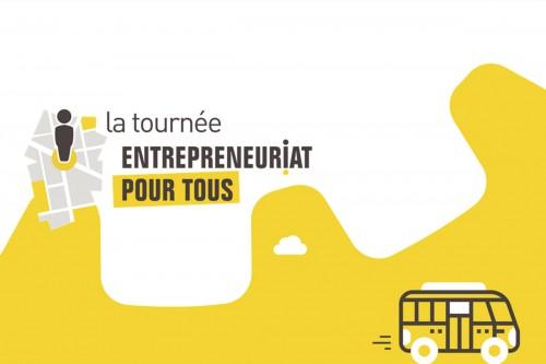 Tournée Entrepreneuriat Pour Tous2021