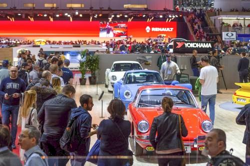 Automobile: le salon de Genève est annulé